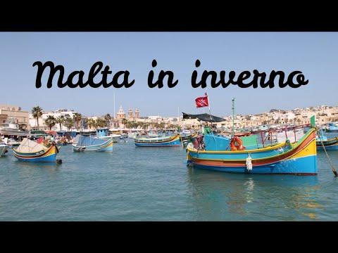 A Malta in inverno