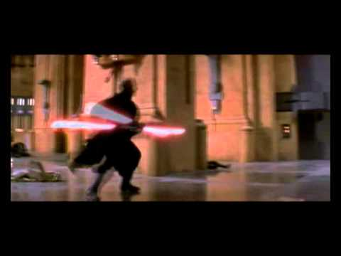 Darth Maul - Monster ( song by the Automatic ) ( star wars tribute music video ) ( with Lyrics )