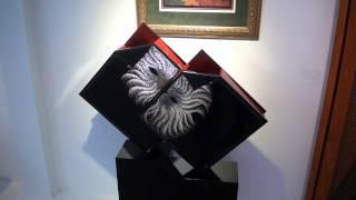 통영 옻칠 미술관 Ottchil Art Museum