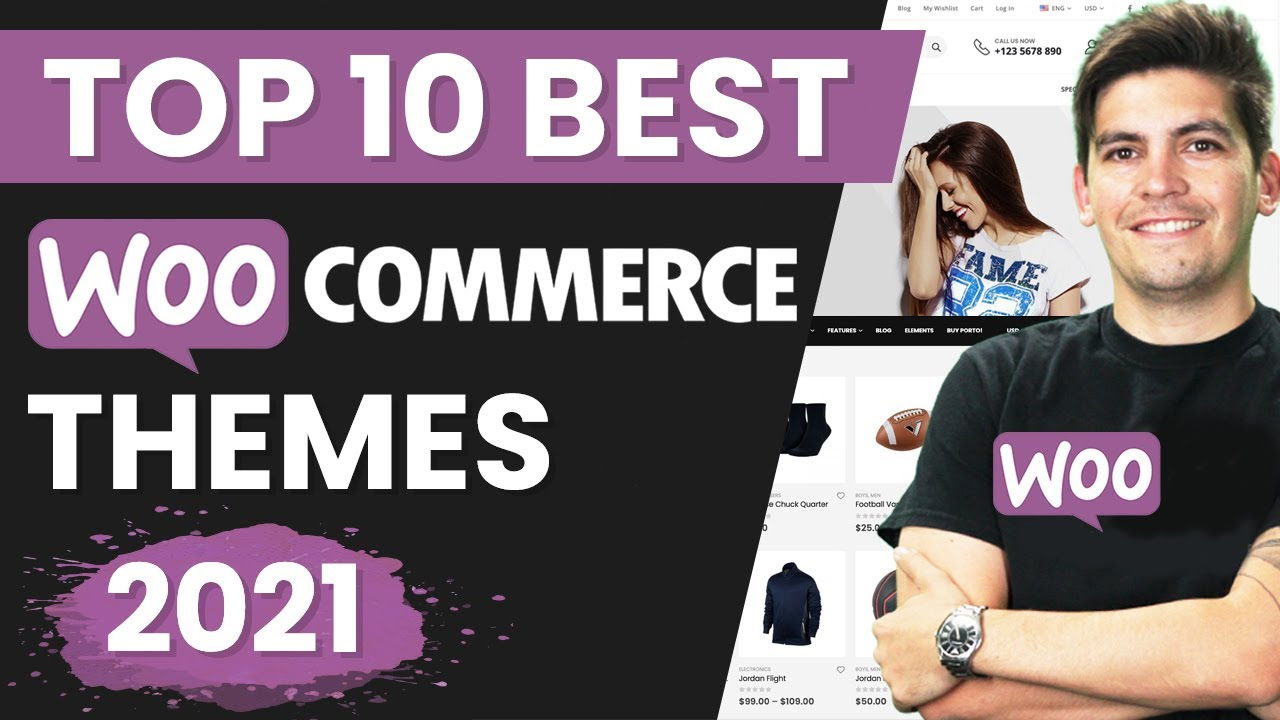 The Top 10 Best WooCommerce Themes For Wordpress 2021 (Seriously)