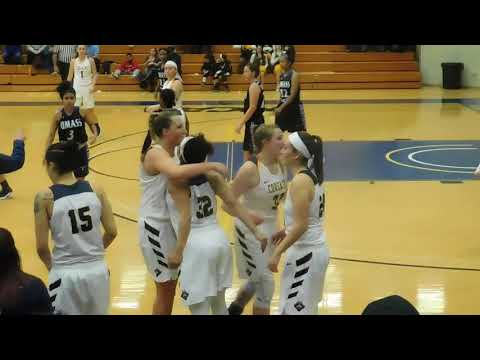 University of Massachusetts Dartmouth Women's Basketball 2016-2017
