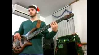 John Schlitt -- Hallelujah Chorus (bass cover by Larry Maciuca)
