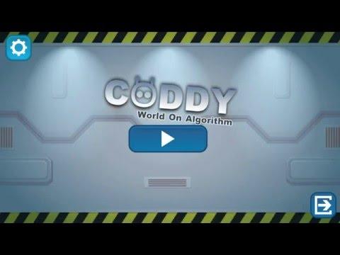 Coddy: World on Algorithm Promo Video Update 2.0