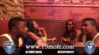 DNA & K SHINE VS 40 B.A.R.R.S & BONNIE GODIVA NHB 2 RECAP (FACE-OFF)