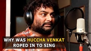 Why was Huccha Venkat roped in to sing for Parapancha? | Kannada Focus