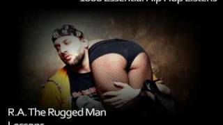 RA The Rugged Man - Lessons - #880 - 1000 Essential Hip Hop Listens