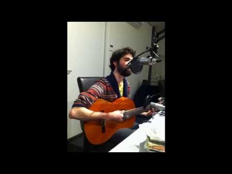 Paul Cherryseed - The Girl With Coloured Pencils In Her Hair (live @ Grootnieuwsradio)