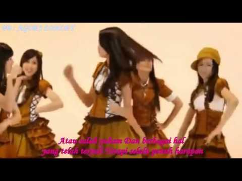 JKT48 - Yuuhi wo Miteiruka?(apakah kau melihat mentari senja??) + lirik
