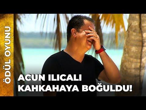 Acun Ilıcalı'yı Güldüren Sohbet! | Survivor Ünlüler Gönüllüler