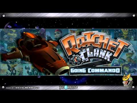 [OST] Ratchet & Clank 2 | #05 - Wupash Nebula / Deep Space Disposal Facility