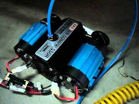 wiring a compressor diagram of a compressor