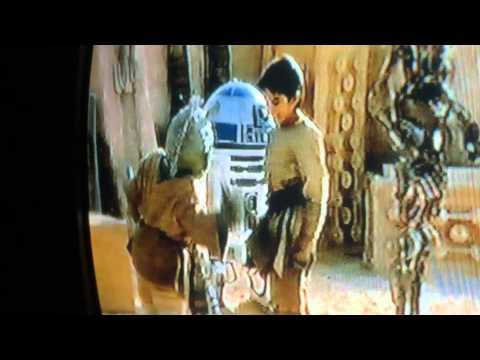 Star Wars Episode I High Five Fail