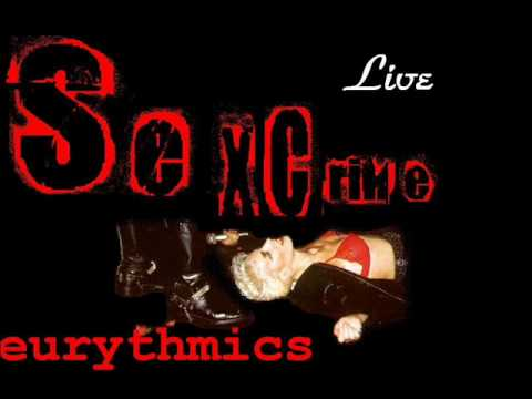 Eurythmics Sex Crime [1984] Live Nuremberg, Germany 1986