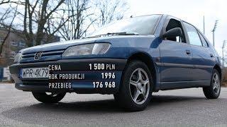 Tani francuski kompakt idealny dla początkującego kierowcy! #Zakup_Kontrolowany