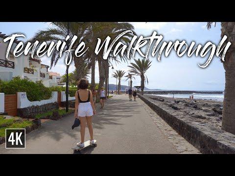 Tenerife Walkthrough -