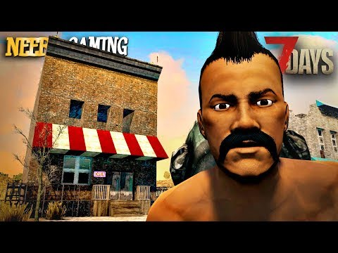 7 Days to Die - Salons and Barbershops