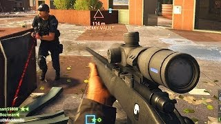 BATTLEFIELD HARDLINE - Multiplayer Gameplay! BFH Online! (HD Ultra Settings PC)