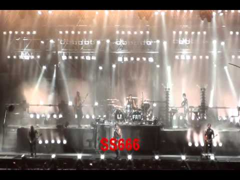 Rammstein - 27 Jan 2011 - Big Day Out, Sydney (FULL SHOW)