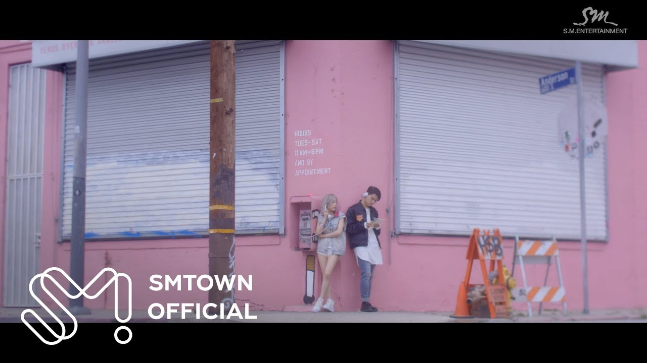 TAEYEON 태연_Starlight (Feat. DEAN)_Music Video
