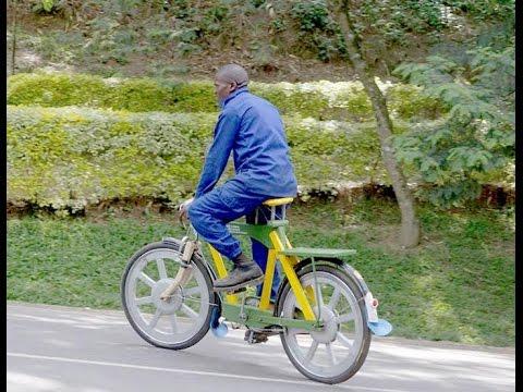 "IREBERE AMAGARE ATANGAJE AKOZWE MU BITI ""MADE IN RWANDA"""