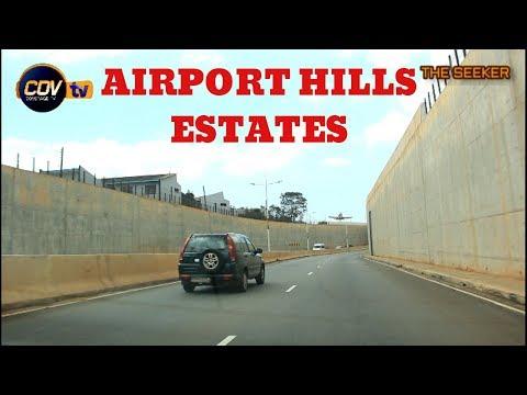 Accra Airport Hills Estate via El-Wak Sports Stadium: Enjoy the ride with the Seeker Ghana.