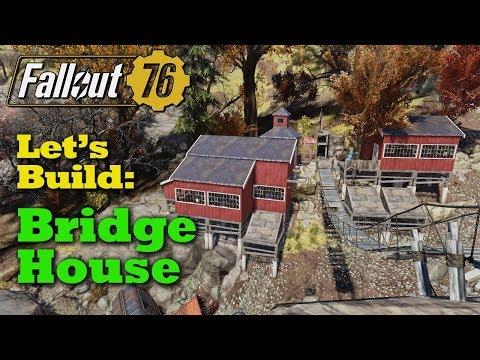 Fallout 76: Let's Build a Bridge House thumbnail