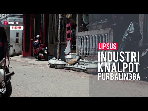 Industri Knalpot di Purbalingga