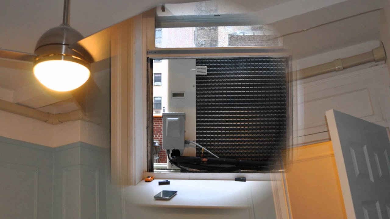 Sanyo 36uhw72r Ducted Heat Pump Customs Installation In