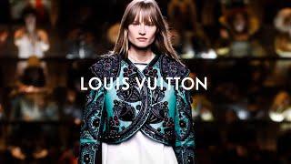 Women's Fall Winter 2020 Fashion Show   Louis Vuitton