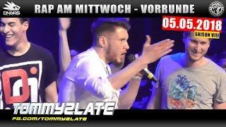 RAP AM MITTWOCH HAMBURG: 05.05.18 Vorrunde feat. TOMMY2LATE, MURO, GUSY, JOLLE uvm. (2/4)
