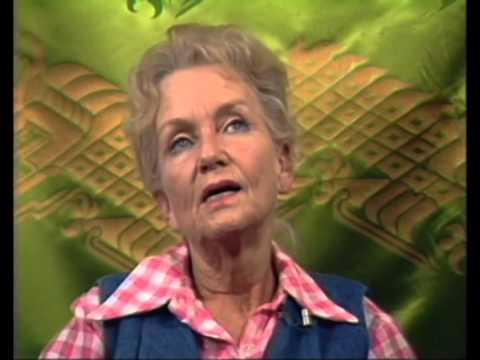 Carolyn Cassady, wife of Neal Cassady