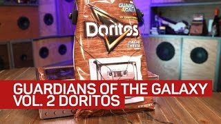 This Doritos bag plays 'Guardians of the Galaxy Vol. 2' soundtrack