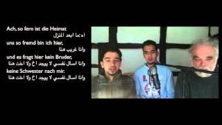 Kommt ein Vogel geflogen: deutsch & arabisch N° 4 Song 1