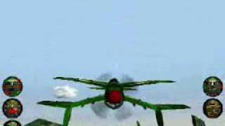 Crimson Skies First Level Again