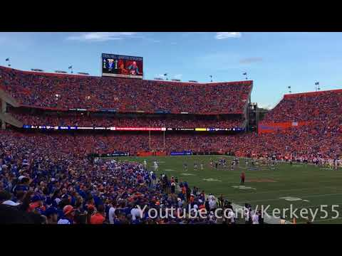 "Florida Gators- Tom Petty ""I Won't Back Down"" Full Tribute"