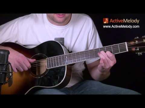 Delta Acoustic Blues Guitar Lesson: EP013