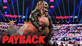 WWE Payback 2020 highlights (WWE Network Exclusive)