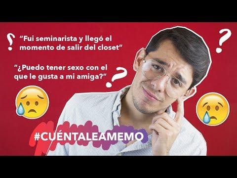 FUI SEMINARISTA Y LLEGÓ EL MOMENTO DE SALIR DEL CLOSET - #CUÉNTALEAMEMO | Memo Luna