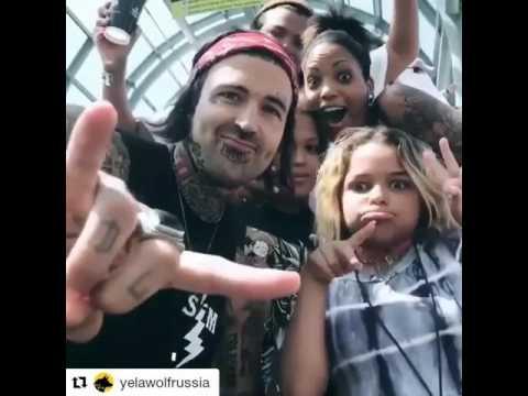Yelawolf Kids #yelawolf and his kids...