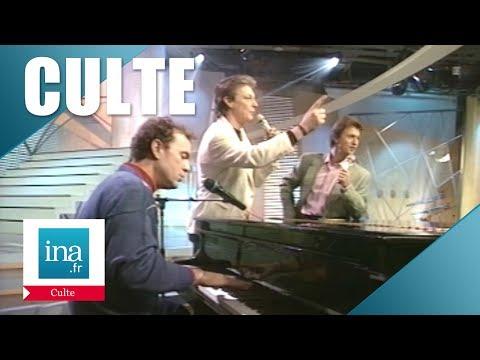 Quand Julien Lepers et Herbert Léonard chantaient
