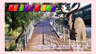 (마을 풍경이 참 예뻐요) 서울 디아트 갤러리 카페 1…
