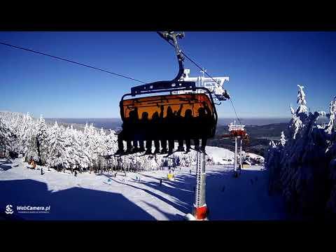 The best Polish ski resorts.