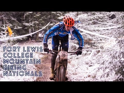 Thumbnail for Fort Lewis College takes second place at Mountain Biking Nationals!