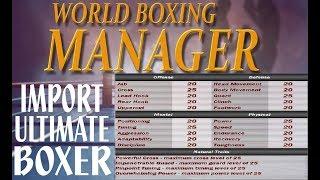 WorldBoxingManagerMakeTheUltimateBoxer
