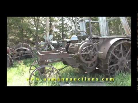 Minneapolis Threshing Machine Co 22-44 - Field of Dreams Tractor Auction - Aumann Auctions