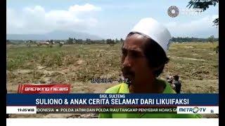 Cerita Korban Selamat Dari Bencana Likuifaksi Di Sigi