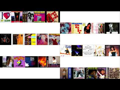 HiNRG 80's 90's Long Mix