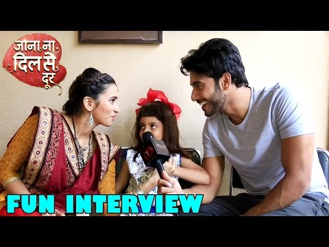 Fun Interview: Vikram Singh Chauhan & Shivani Surve Talking To Kabir Shah aka Madhav