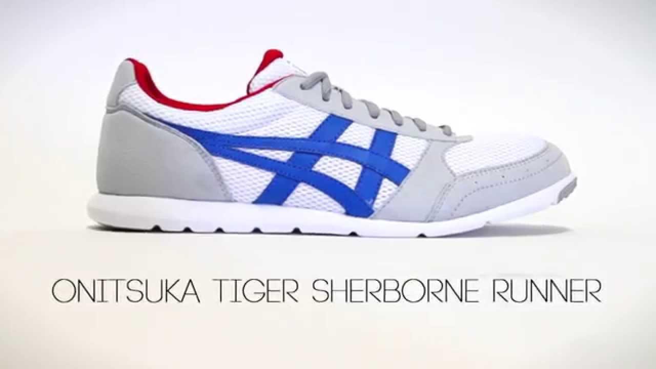 ONITSUKA TIGER SHERBORNE RUNNER - Schuhdealer Sneakerclip
