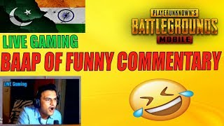 Pubg Funny Commentary # 1 - Live Gaming Pakistan